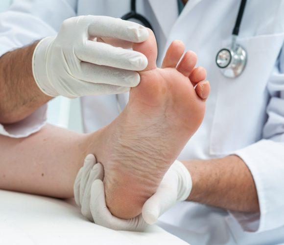 edmonton foot health